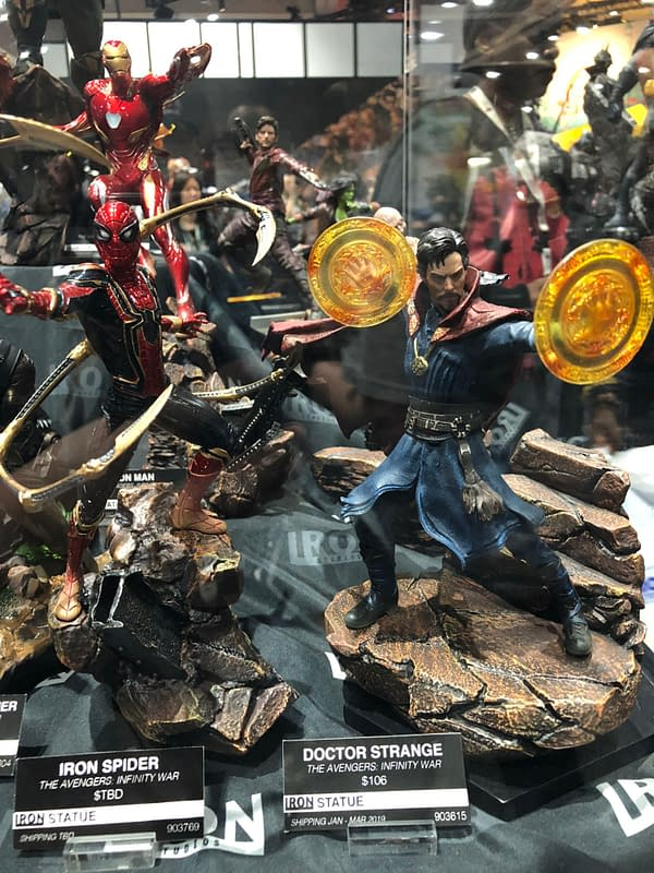 Check Out 50+ Pics From the Sideshow Collectibles Booth at SDCC