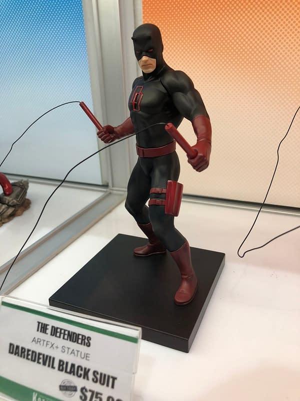 Check Out 65 Pics From the Kotobukiya Booth at SDCC