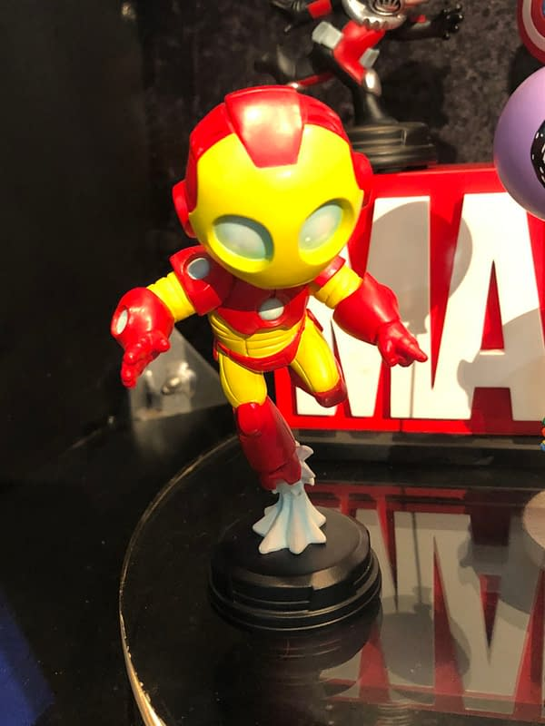 Check Out 72 Pics Form the Gentle Giant Booth at SDCC! Star Wars, Marvel, and More!
