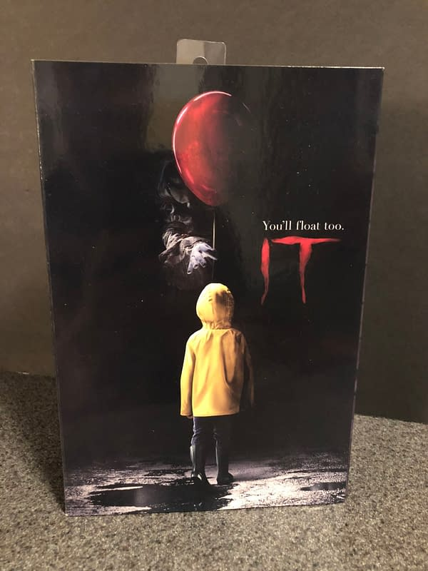 NECA Pennywise (2017) 1