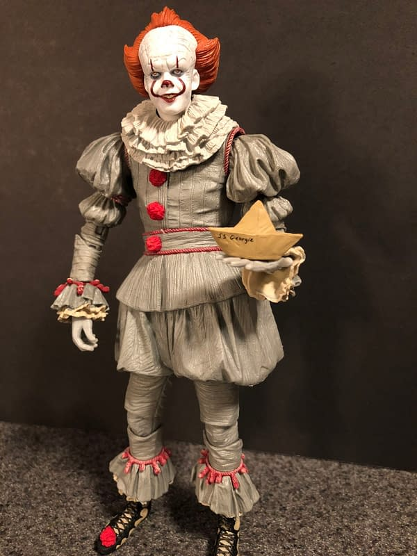 NECA Pennywise (2017) 5