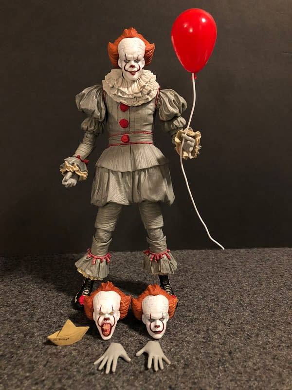 NECA Pennywise (2017) 8