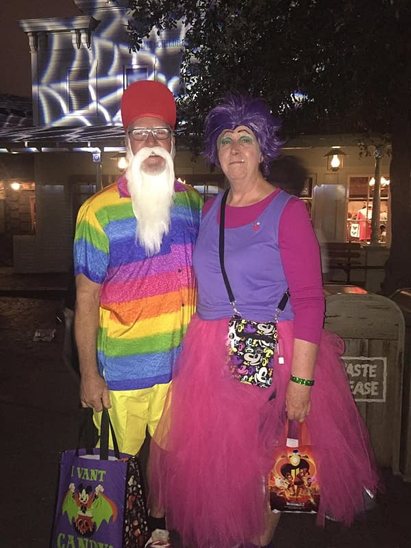 More From Halloween at Disneyland: Trick or Treating and More