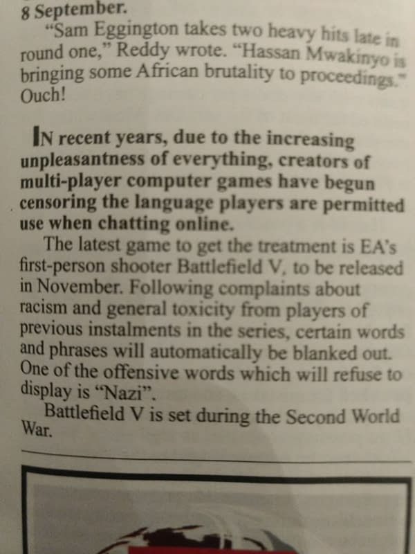 """EA Bans Use of Word """"Nazi"""" in WWII Game Battlefield V"""
