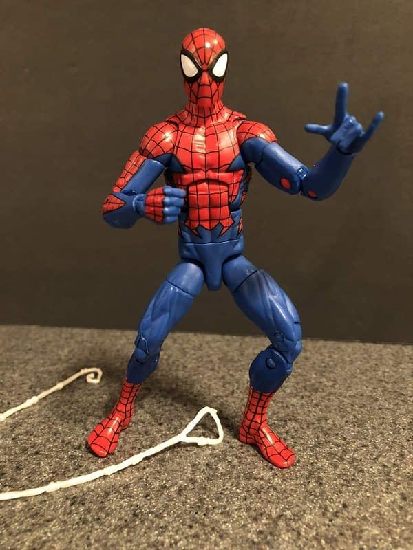 Marvel Legends Spider-Man SPDR Wave 7