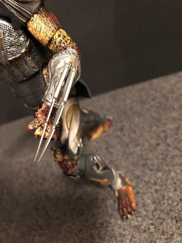 NECA Fugitive Predator 6