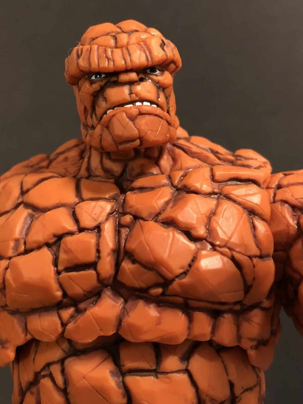 Marvel Legends The Thing Figure 8