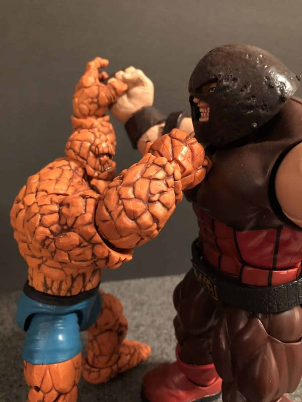 Marvel Legends The Thing Figure 10