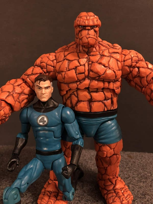 Marvel Legends The Thing Figure 13