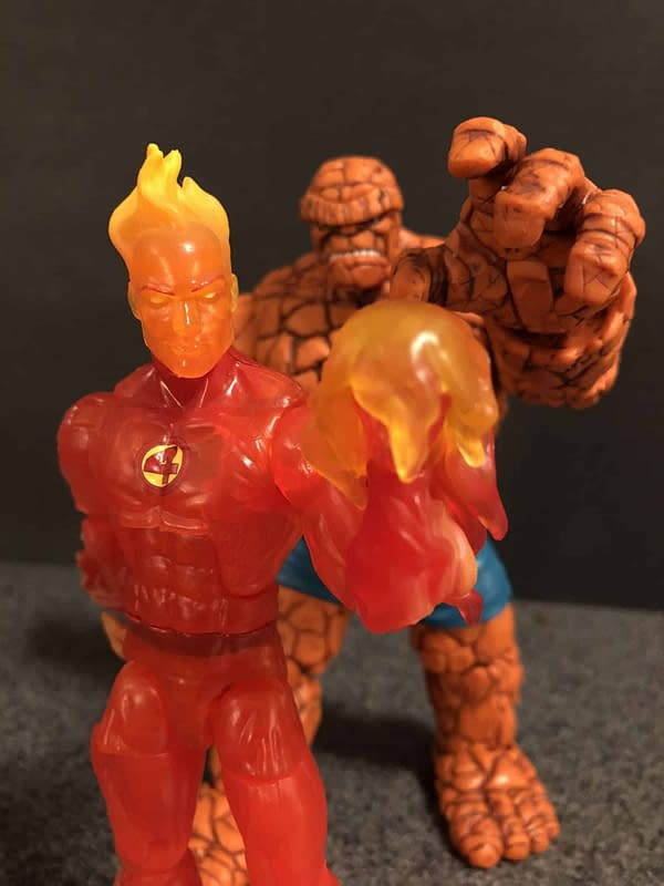 Marvel Legends The Thing Figure 14