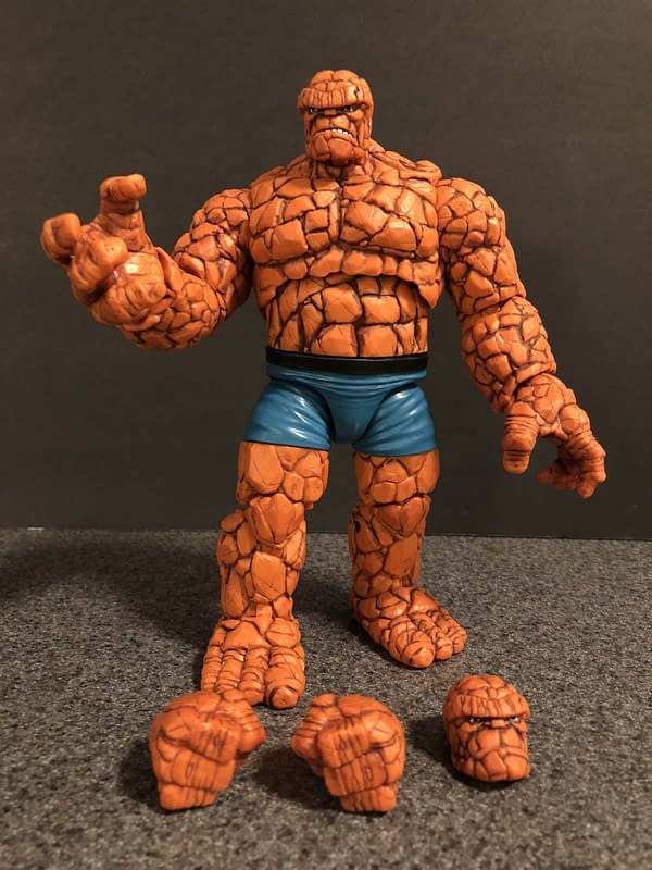 Marvel Legends The Thing Figure 15