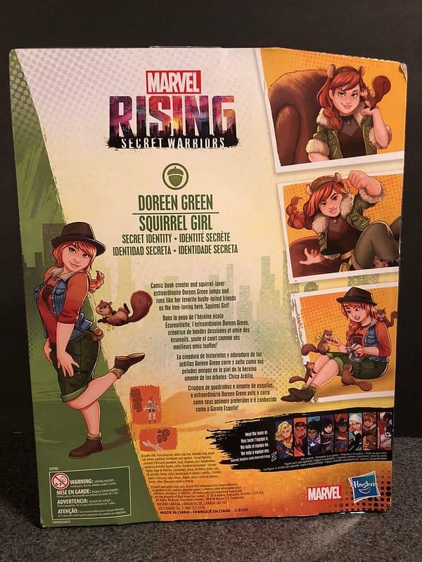 Hasbro Marvel Rising Line 6