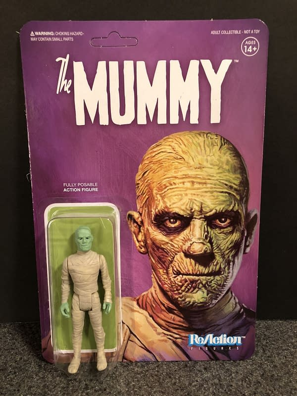 Super7 Universal Monsters ReAction Figures Wave 1 8