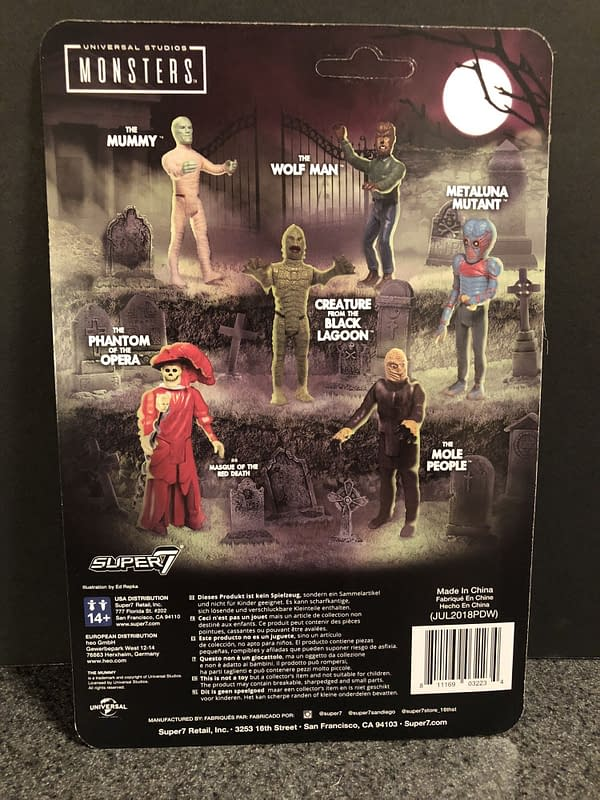 Super7 Universal Monsters ReAction Figures Wave 1 9