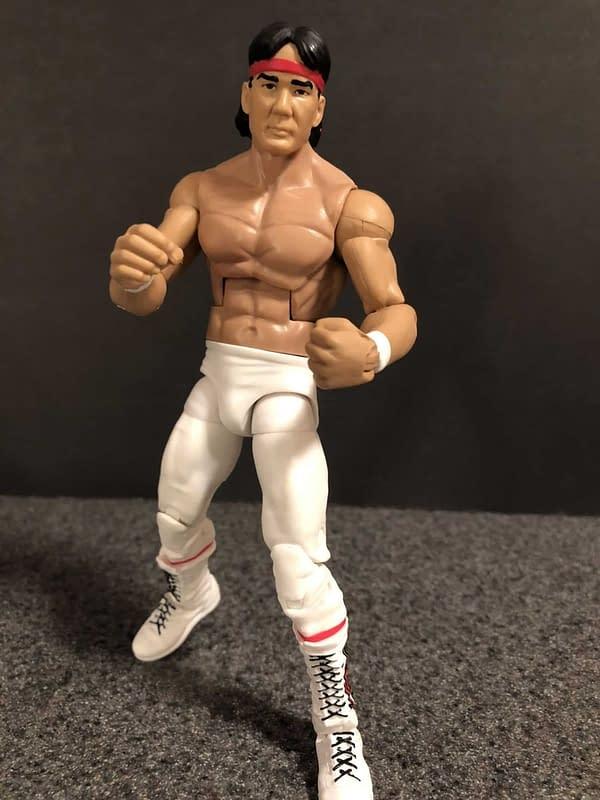 Mattel WWE Flashback Elites 8