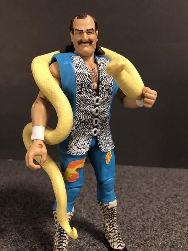 Mattel WWE Flashback Elites 12