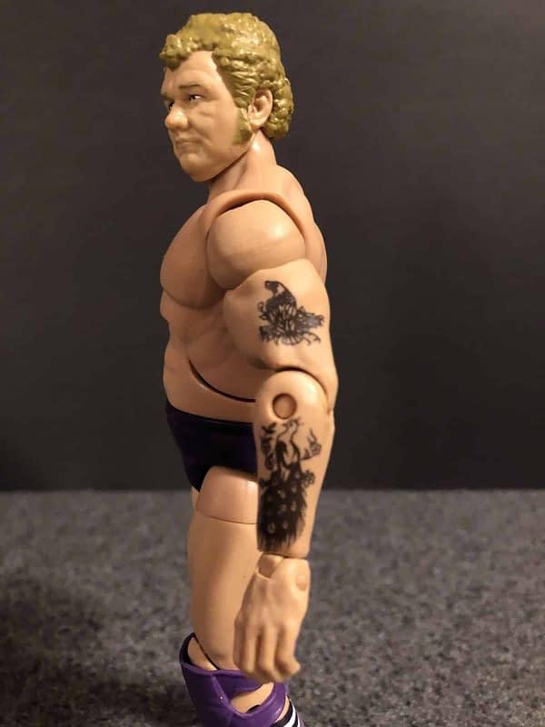 Mattel WWE Flashback Elites 16