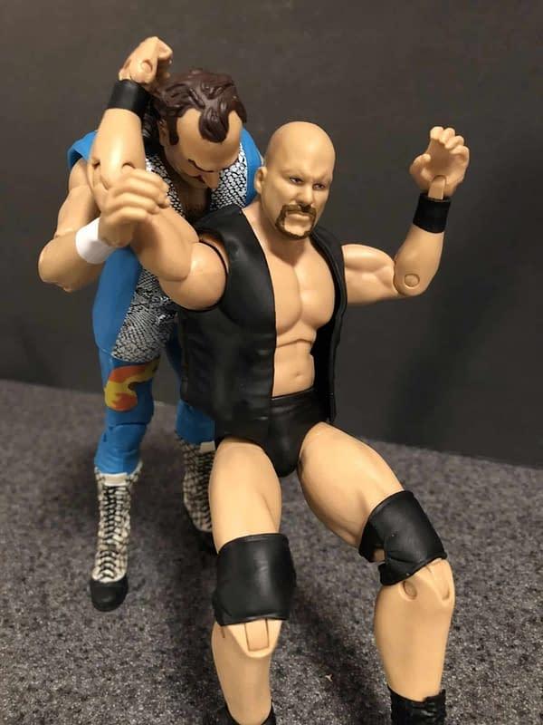 Mattel WWE Flashback Elites 22