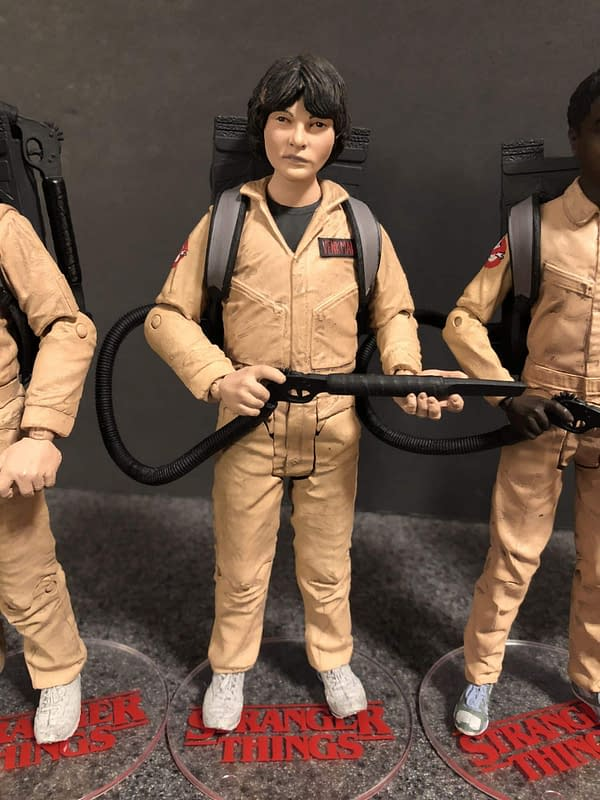 McFarlane Toys Stranger Things Ghostbusters Set 5