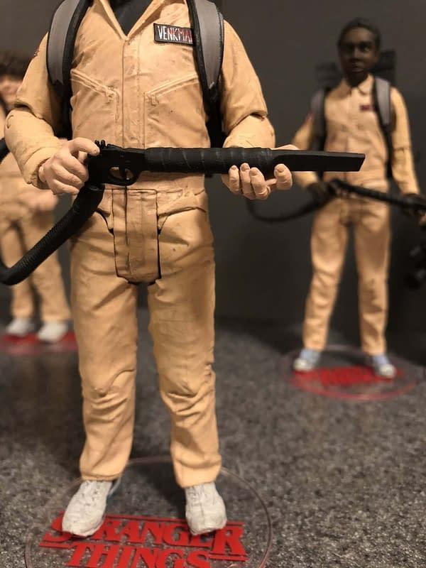 McFarlane Toys Stranger Things Ghostbusters Set 11