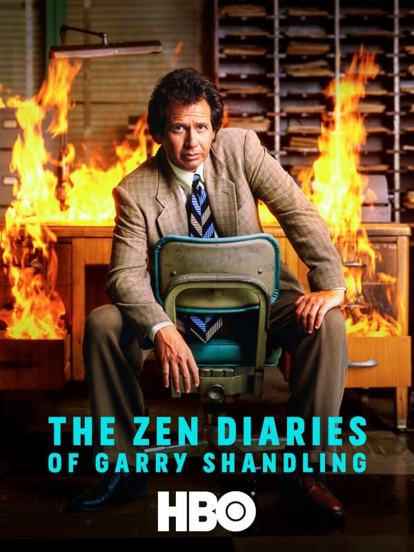 [Exclusive] Bonus Clip from Judd Apatow's Documentary: Garry Shandling on Meeting David Duchovny
