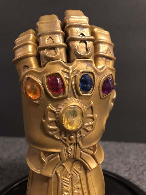 Funko Marvel Infinity WarInfinity Gauntlet 3