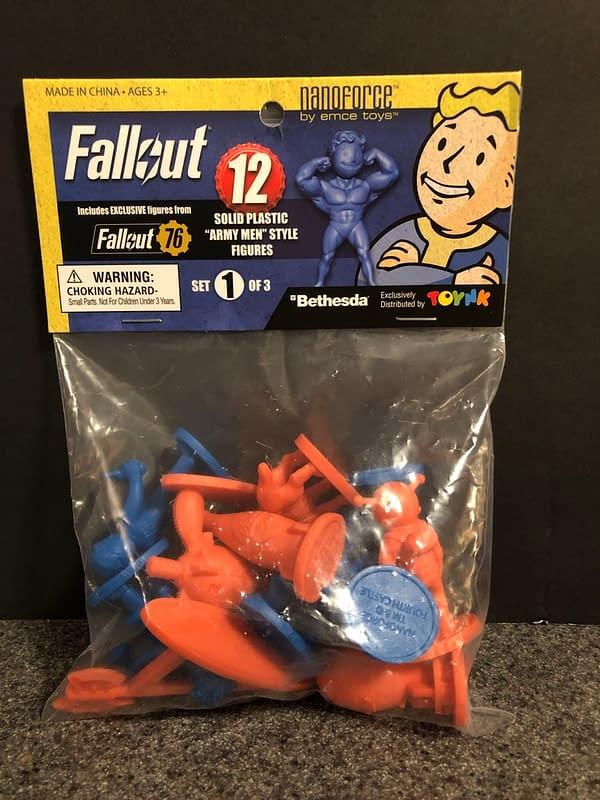 Toynk Fallout Nanoforce