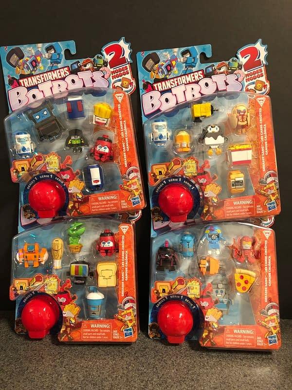 Transformers BotBots 3