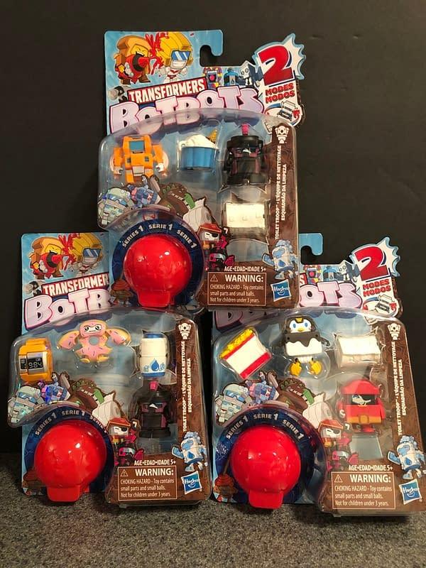 Transformers BotBots 5