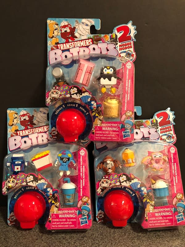 Transformers BotBots 6