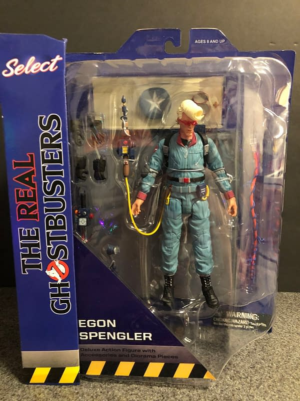DST Real Ghostbusters Figures 2