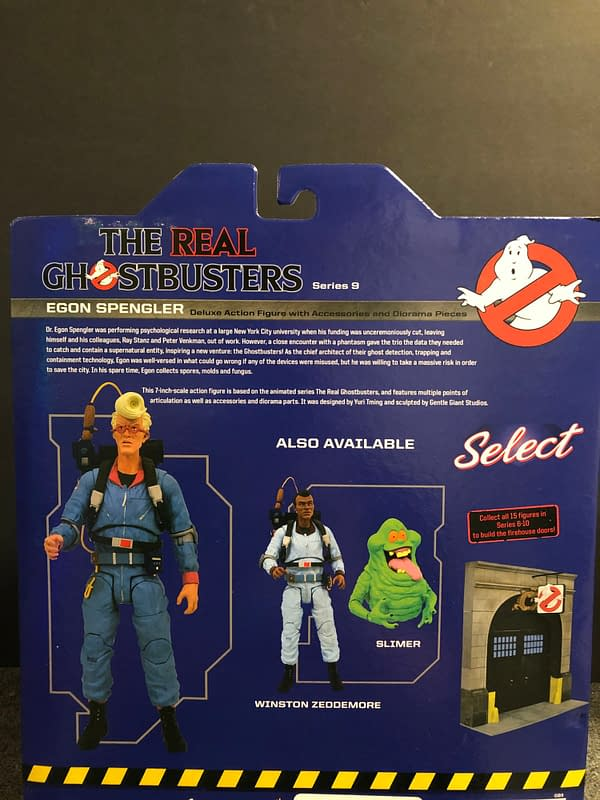 DST Real Ghostbusters Figures 5