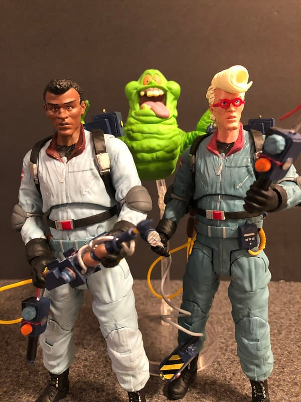 DST Real Ghostbusters Figures 20