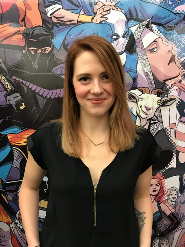 Valiant Makes Theirs Milkshake, Hires Heather Antos as Editor