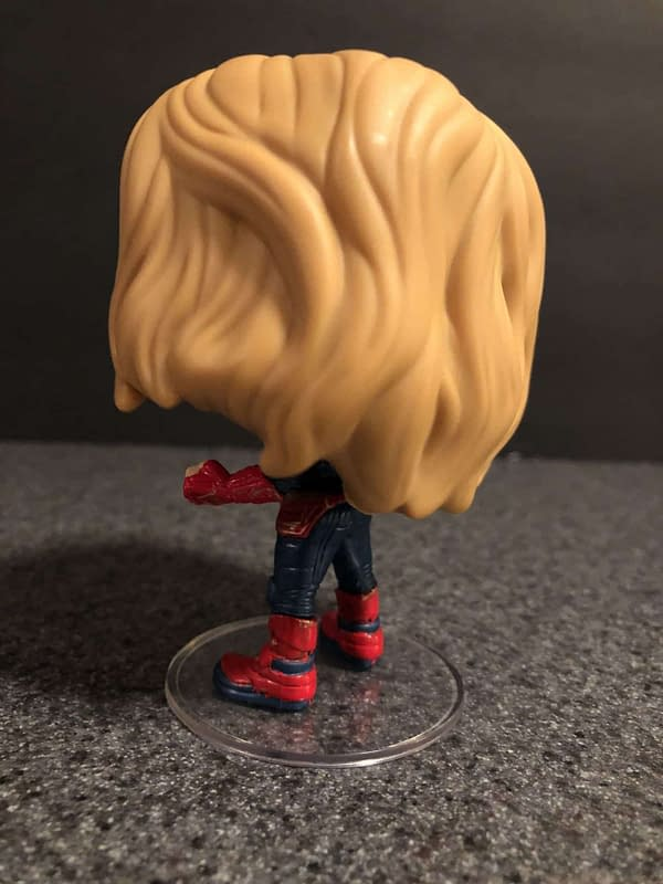 Captain Marvel Funko Pop 4