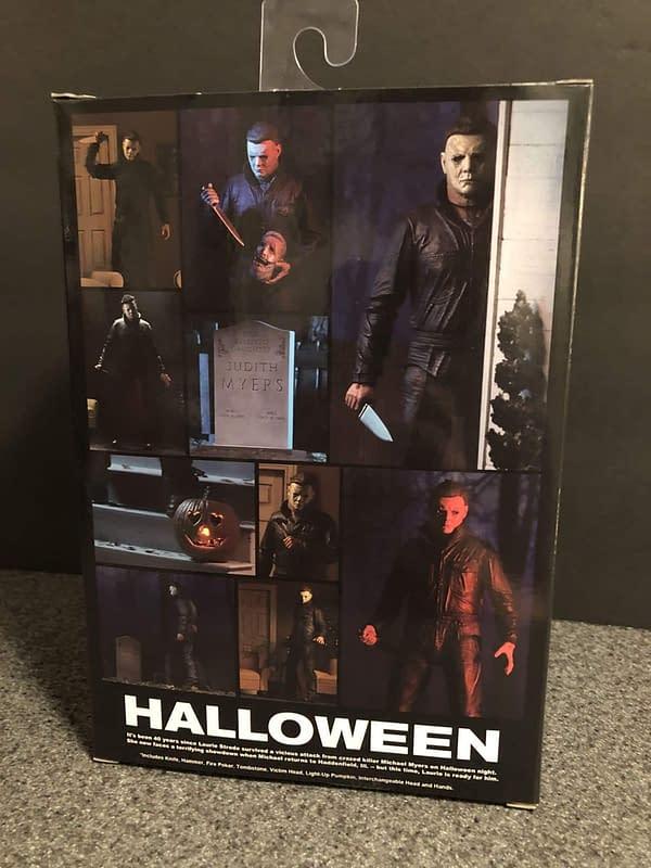 NECA Halloween 2018 Michael Myers 4