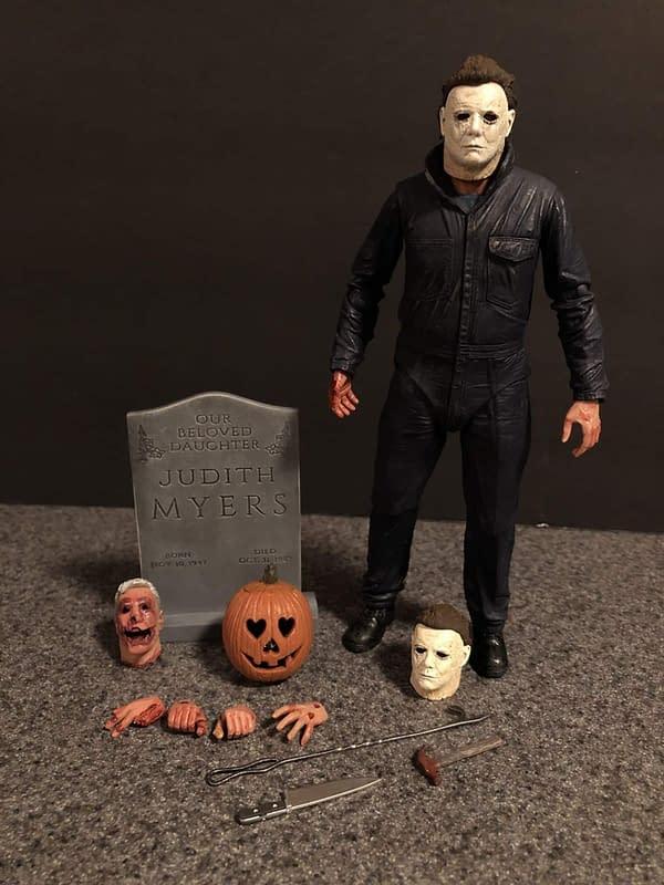 NECA Halloween 2018 Michael Myers 5