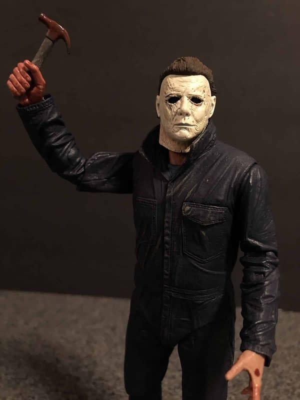 NECA Halloween 2018 Michael Myers 7