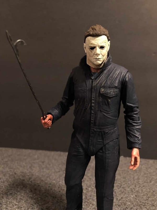 NECA Halloween 2018 Michael Myers 11