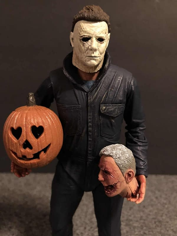 NECA Halloween 2018 Michael Myers 12