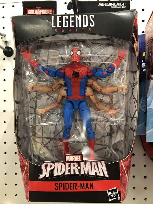 BC Toy Spotting: Marvel Legends, WWE, Transformers, Captain Marvel, and More!