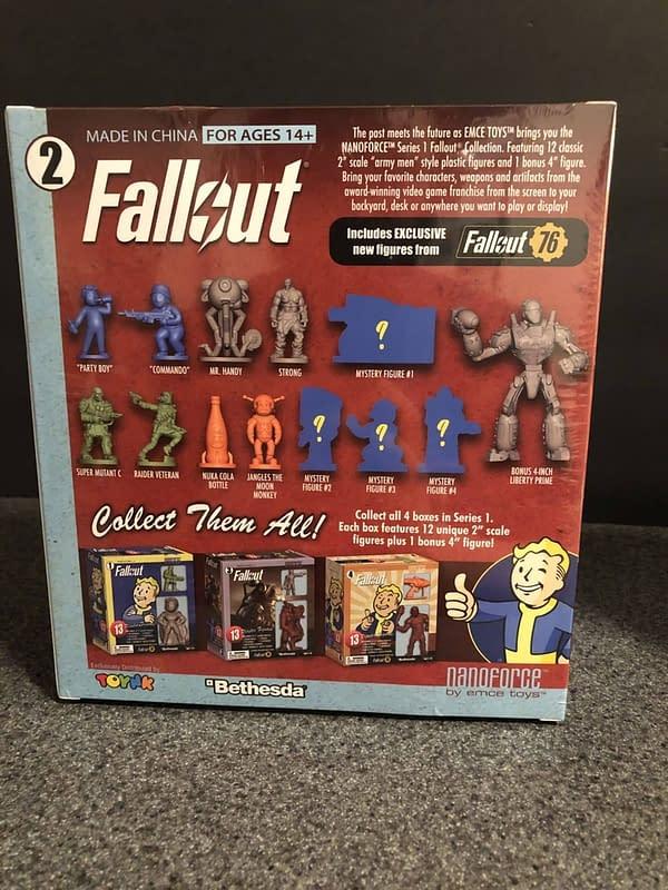 Toynk Fallout Nanoforce Sets 3