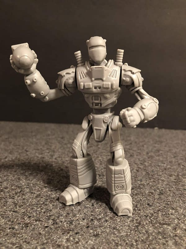 Toynk Fallout Nanoforce Sets 9
