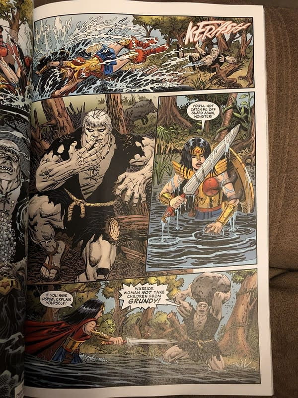 DC Primal Age 100-Page Giant 6
