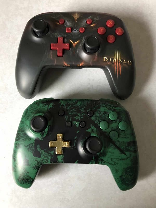 Review: PowerA Nintendo Switch Pro Controllers