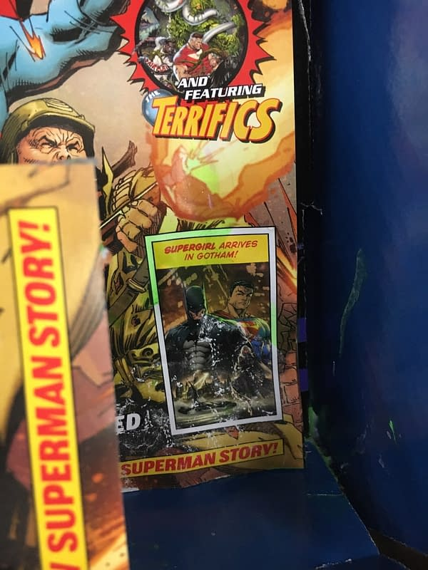 Walmart's Problems With DC Comics That You Wouldn't Get in a Comic Shop