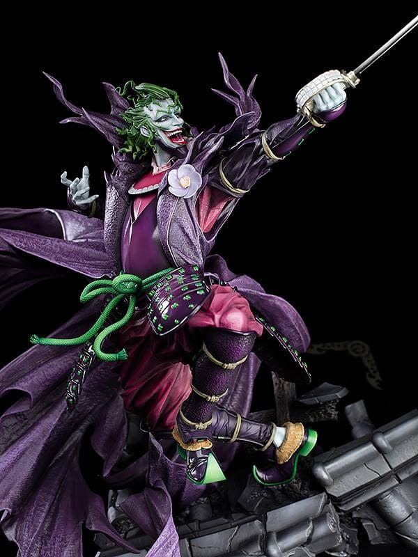 Good Smile Company Batman Ninja Joker 6