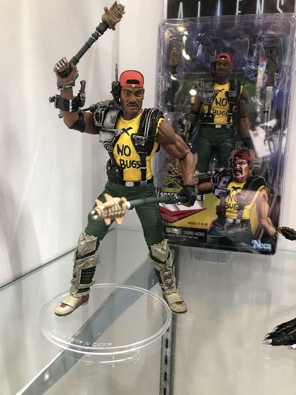 NECA New York Toy Fair 20