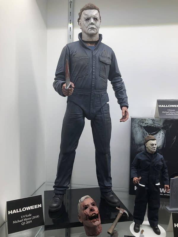NECA New York Toy Fair 39