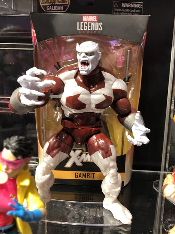 New York Toy Fair: Marvel Legends Galore! Get Your Wallets Ready
